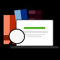 Literature search wordpress